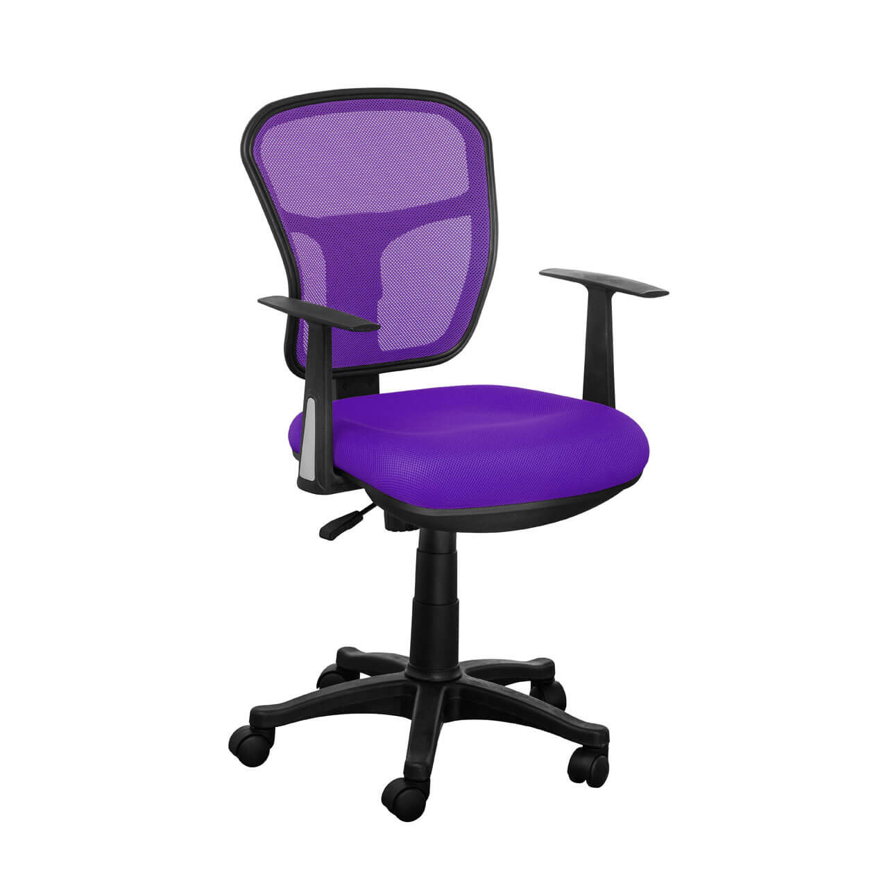 Best ideas about Purple Office Chair . Save or Pin Luna Mesh fice Chair Bright Multi Coloured Desk Chairs Now.
