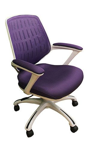 Best ideas about Purple Office Chair . Save or Pin 32 best Purple fice images on Pinterest Now.