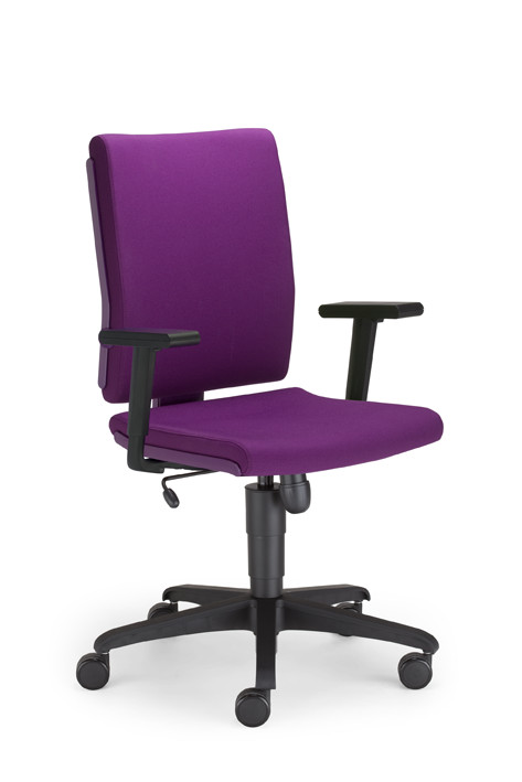 Best ideas about Purple Office Chair . Save or Pin Madame Purple fice Chair Now.