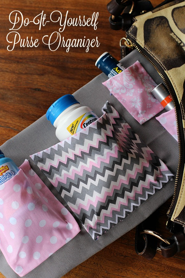 Best ideas about Purse Organizer DIY . Save or Pin DIY Purse Organizer Tutorial The Adventures of J Man and Now.