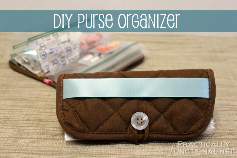 Best ideas about Purse Organizer DIY . Save or Pin DIY Purse Organizer From A Hot Pad Now.