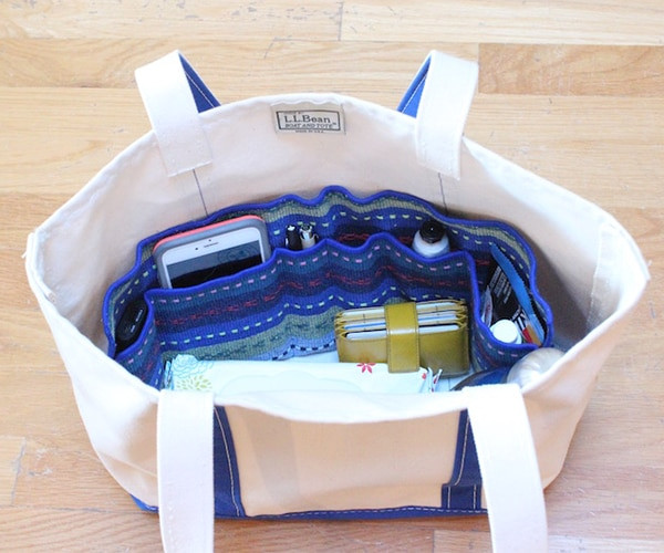 Best ideas about Purse Organizer DIY . Save or Pin How to Make an Easy DIY Purse Organizer thegoodstuff Now.