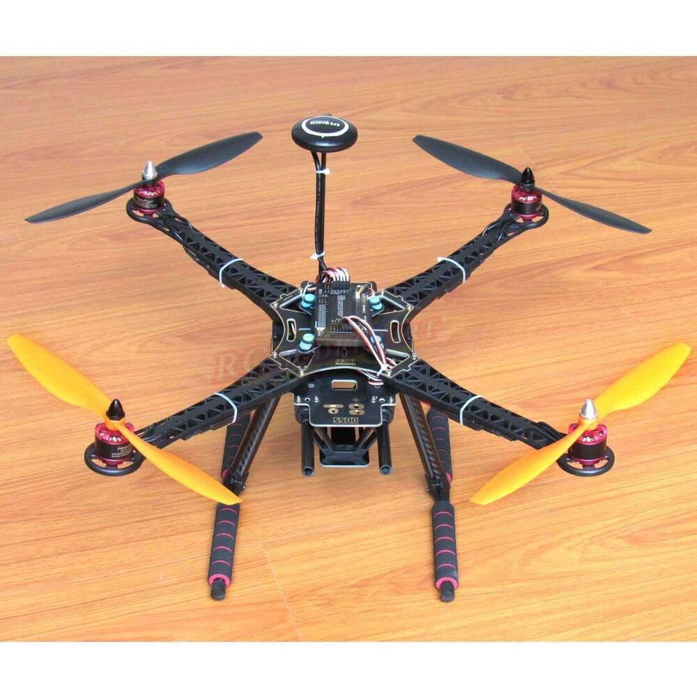 Best ideas about Quadcopter DIY Kit . Save or Pin DIY S500 Quadcopter APM2 8 FC NEO 7M GPS HP2212 920KV BL Now.