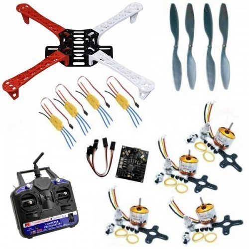 Best ideas about Quadcopter DIY Kit . Save or Pin Flying Quadcopter DIY Kit bo Pack with 6 Channel Now.