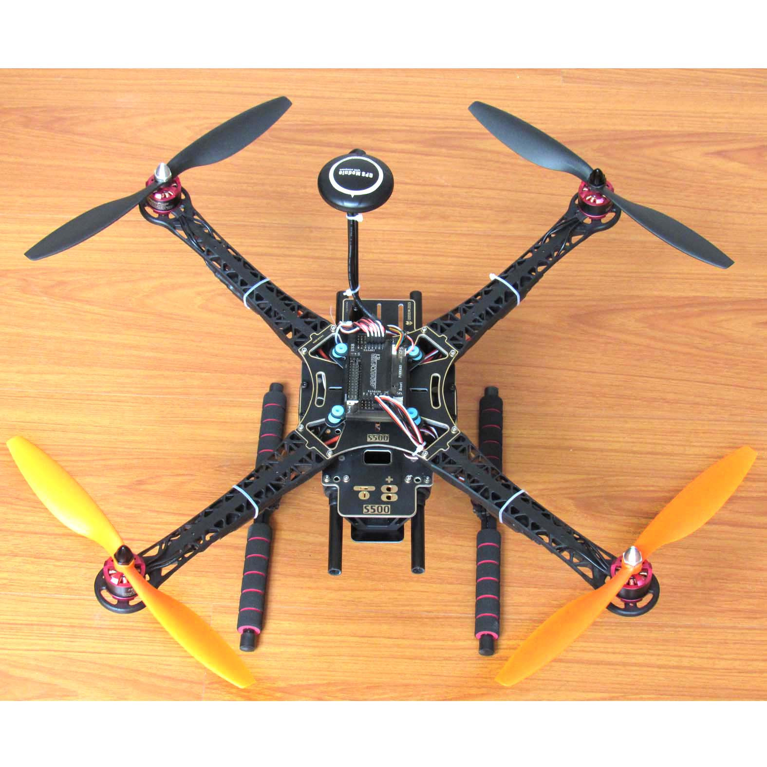 Best ideas about Quadcopter DIY Kit . Save or Pin DIY S500 Quadcopter Kit APM2 8 FC GPS 2212 920KV Brushless Now.