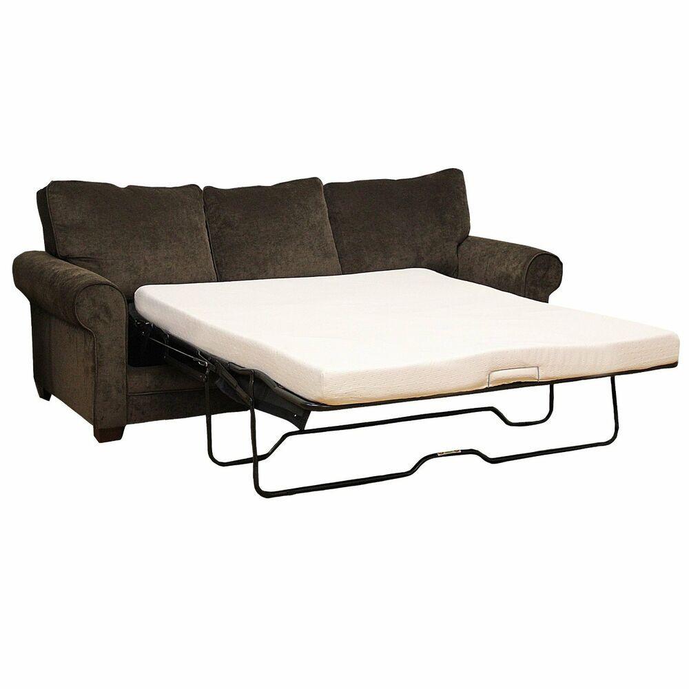 Best ideas about Queen Sleeper Sofa Mattress . Save or Pin Classic Brands Memory Foam Sofa Mattress Replacement Sofa Now.