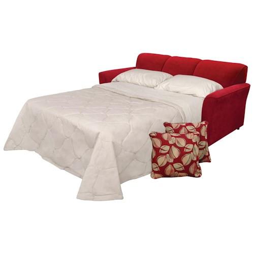 Best ideas about Queen Sleeper Sofa Mattress . Save or Pin England Smyrna Queen Size Sleeper Sofa with Air Mattress Now.