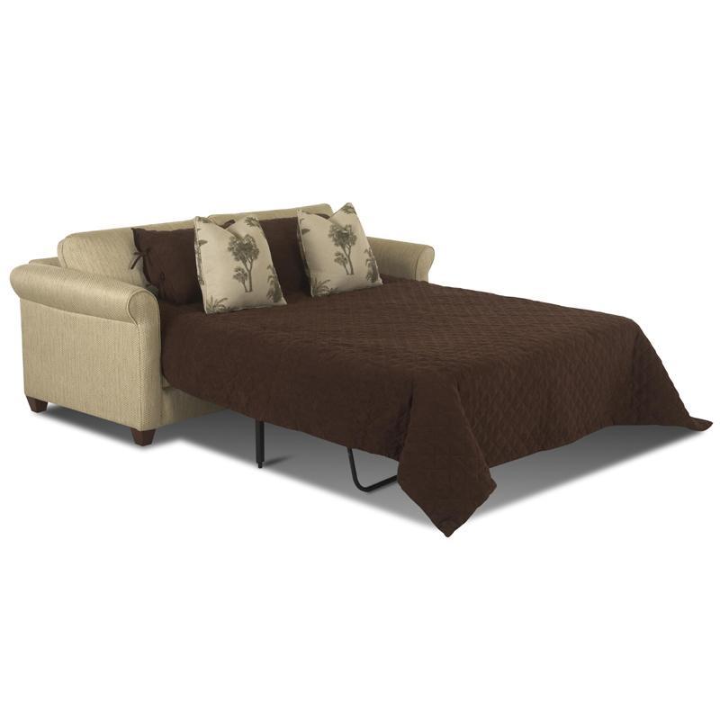 Best ideas about Queen Sleeper Sofa Mattress . Save or Pin Queen Sleeper Sofa with Air Coil Mattress by Klaussner Now.