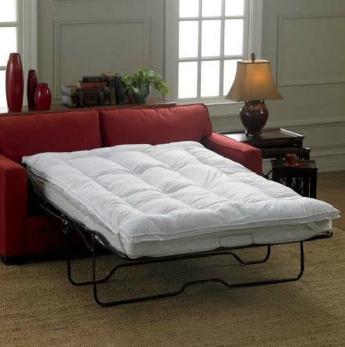 Best ideas about Queen Sleeper Sofa Mattress . Save or Pin SLEEPER SOFA BED MATTRESS TOPPER 3 Sizes COT FULL QUEEN Now.