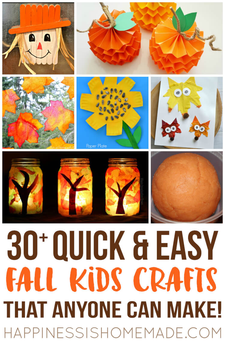 Best ideas about Quick And Easy Crafts For Kids . Save or Pin Easy Christmas Kids Crafts that Anyone Can Make Now.