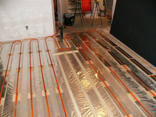 Best ideas about Radiant Floor Heating DIY . Save or Pin 17 Best images about Heat on Pinterest Now.