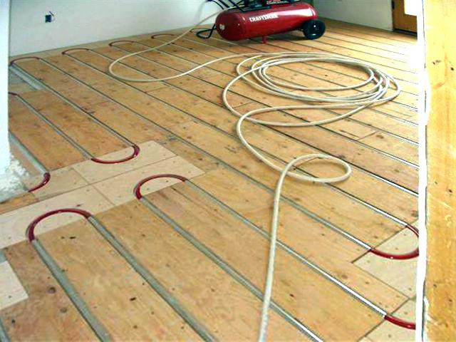 Best ideas about Radiant Floor Heating DIY . Save or Pin hydronic radiant floor heating Floor for your Now.