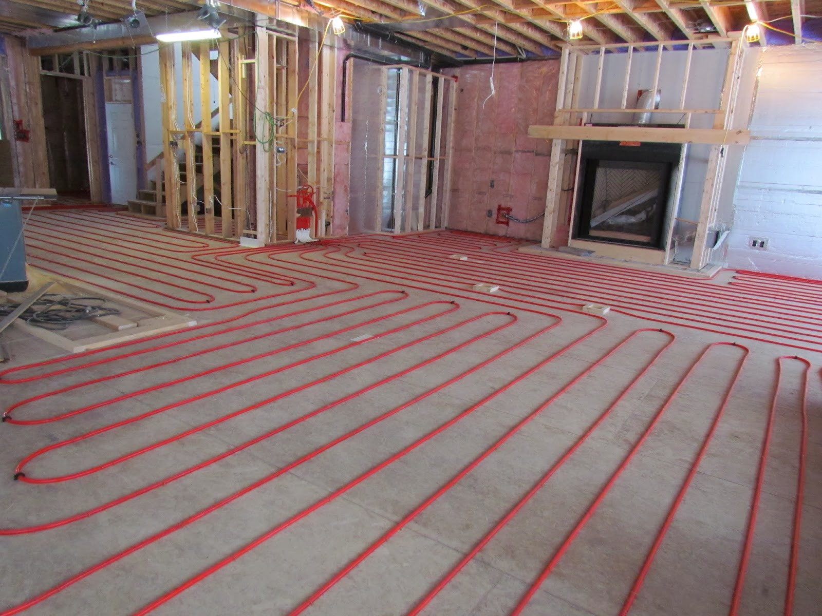 Best ideas about Radiant Floor Heating DIY . Save or Pin Pros and Cons of Radiant Heating for Your Home Now.