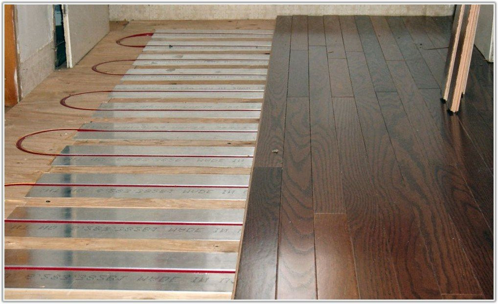 Best ideas about Radiant Floor Heating DIY . Save or Pin Diy Radiant Floor Heating Houses Flooring Picture Ideas Now.