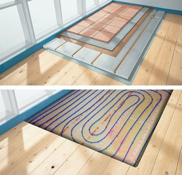 Best ideas about Radiant Floor Heating DIY . Save or Pin Floor heating systems Pros and cons of radiant floor heating Now.