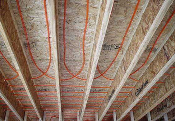 Best ideas about Radiant Floor Heating DIY . Save or Pin Can I install radiant floor heat in my new manufactured or Now.