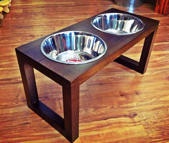Best ideas about Raised Dog Bowls DIY . Save or Pin Best 25 Raised dog bowls ideas on Pinterest Now.