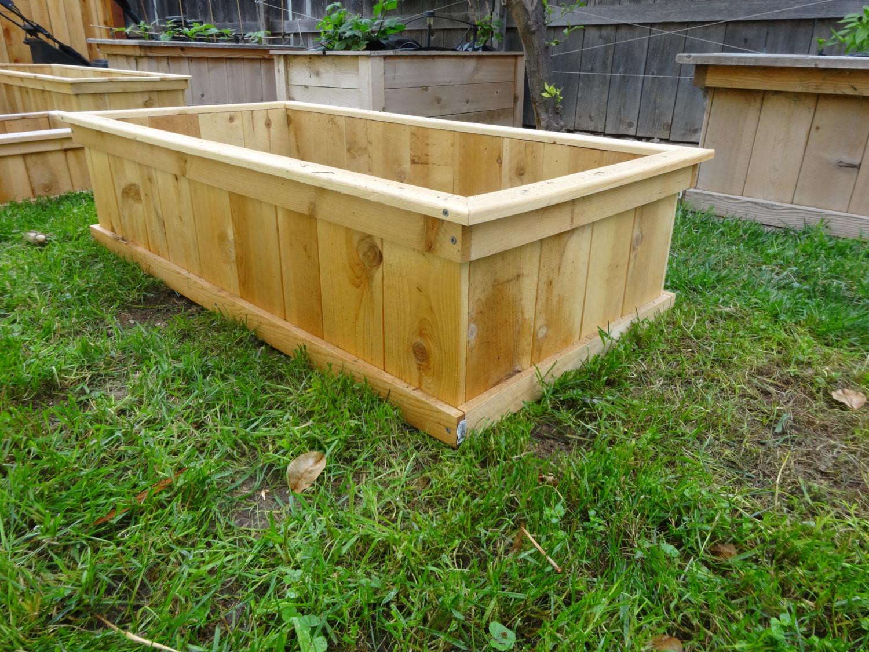 Best ideas about Raised Garden Planters . Save or Pin planters and raised gardens Now.