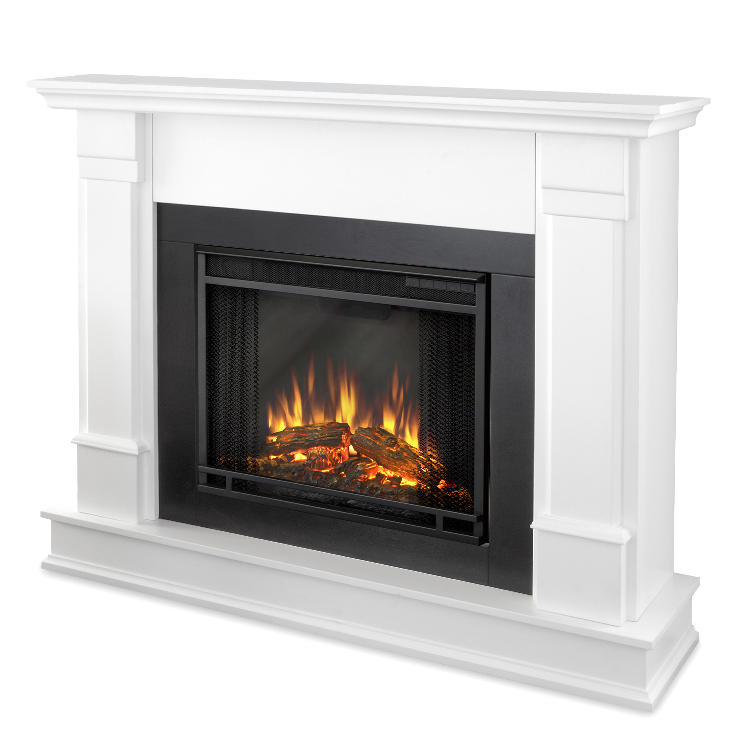 Best ideas about Real Flame Electric Fireplace . Save or Pin Real Flame Silverton Electric Fireplace & Reviews Now.