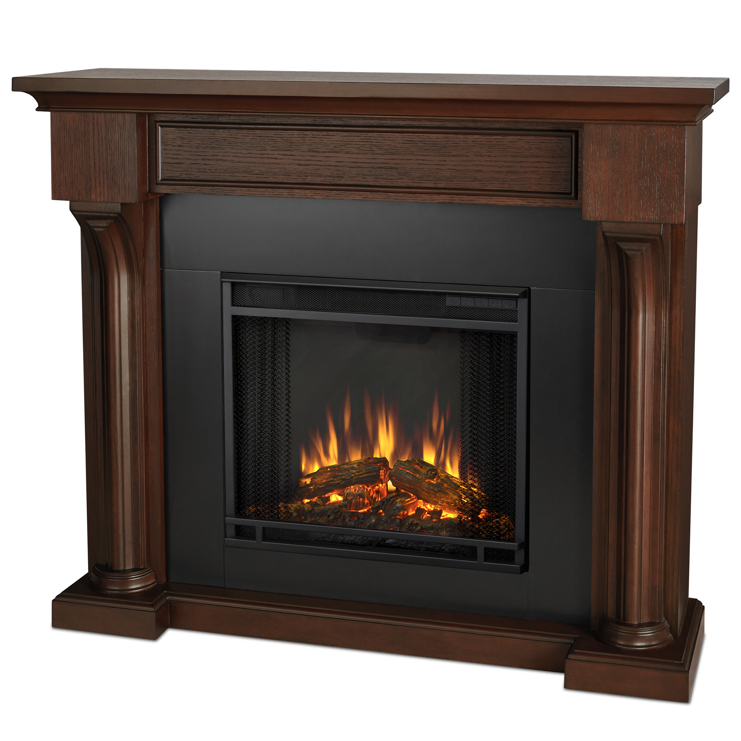 Best ideas about Real Flame Electric Fireplace . Save or Pin Real Flame Verona Electric Fireplace & Reviews Now.