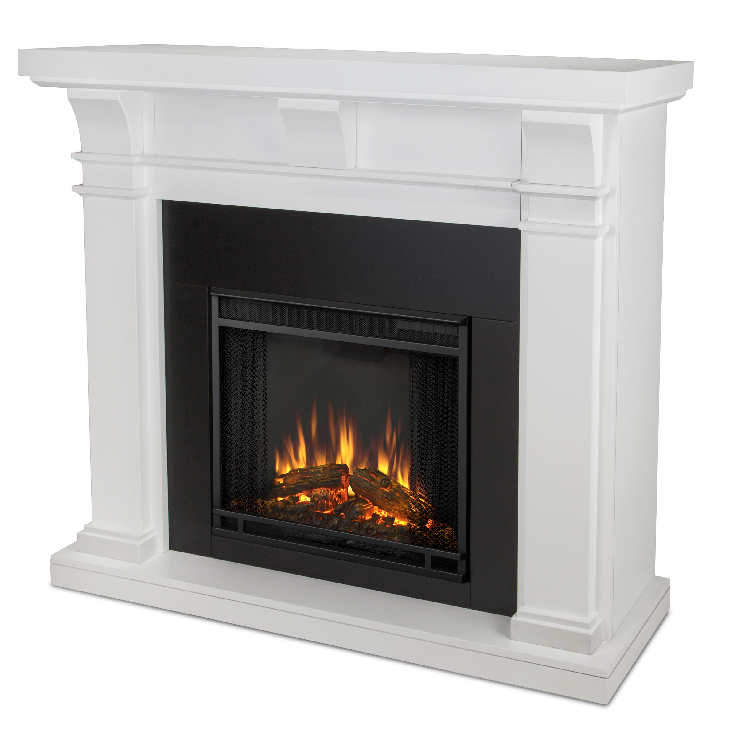 Best ideas about Real Flame Electric Fireplace . Save or Pin Real Flame Porter Electric Fireplace & Reviews Now.