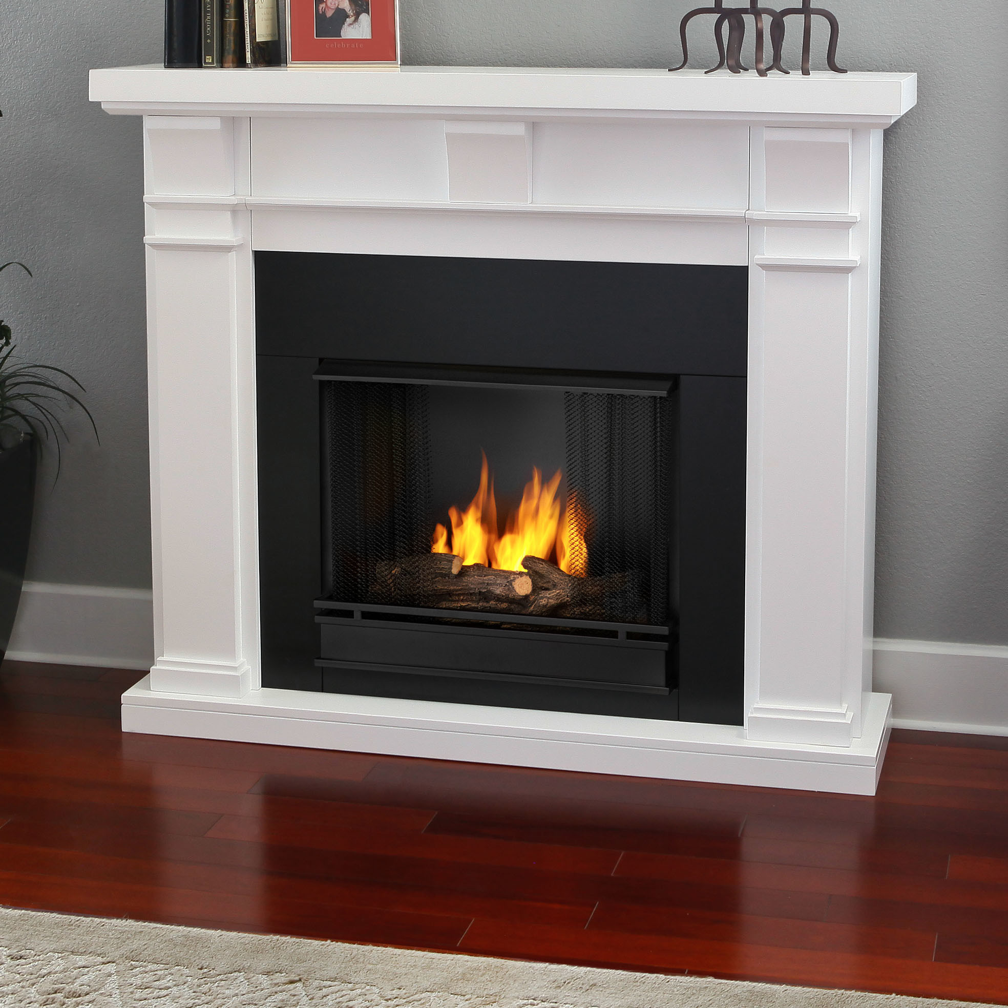 Best ideas about Real Flame Fireplace . Save or Pin Real Flame Porter Gel Fuel Fireplace & Reviews Now.