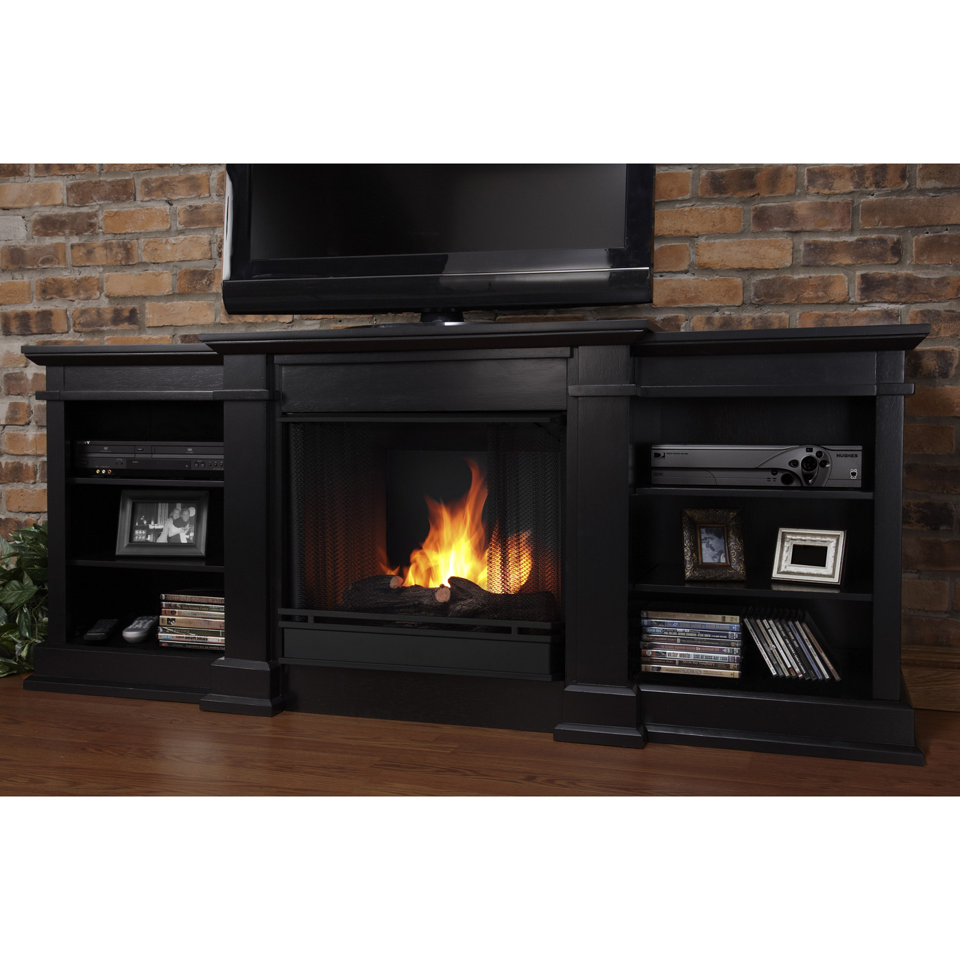 Best ideas about Real Flame Fireplace . Save or Pin Real Flame G1200 Fresno Indoor Gel Fireplace Now.