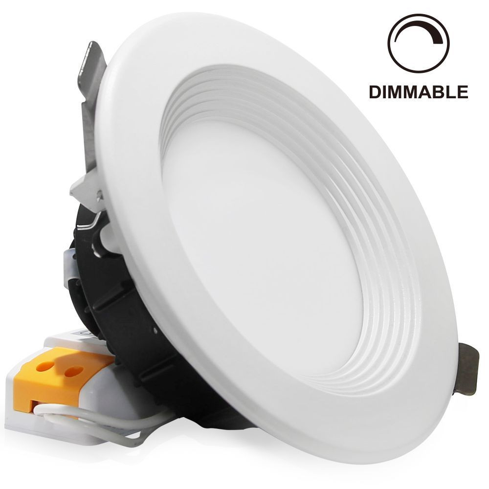 Best ideas about Recessed Lighting Led . Save or Pin 12Watt 4 inch Dimmable Retrofit LED Recessed Lighting Now.