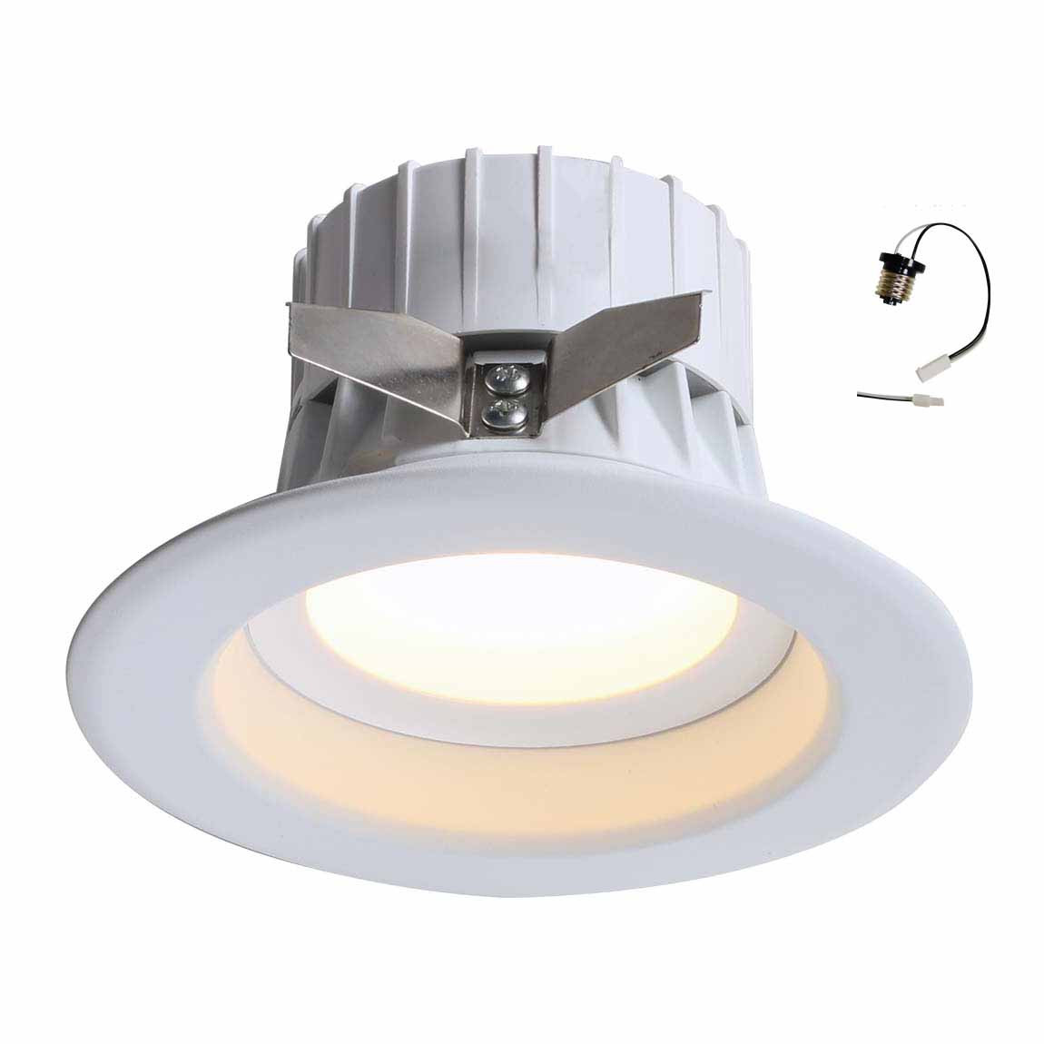 Best ideas about Recessed Lighting Led . Save or Pin Volume International V8414 6 LED Recessed Light Trim for 3 Now.