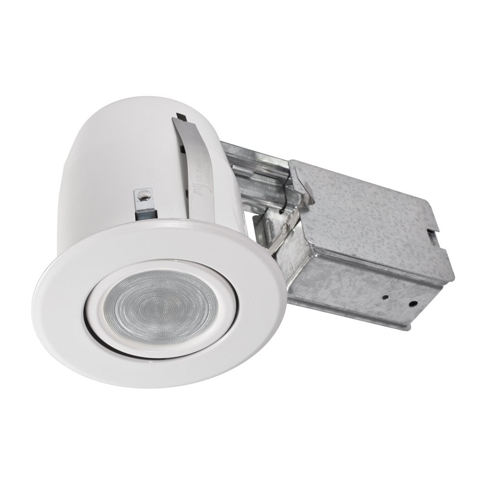 Best ideas about Recessed Lighting Led . Save or Pin BAZZ 510 Series 4 in LED Slim Multi Directional Recessed Now.