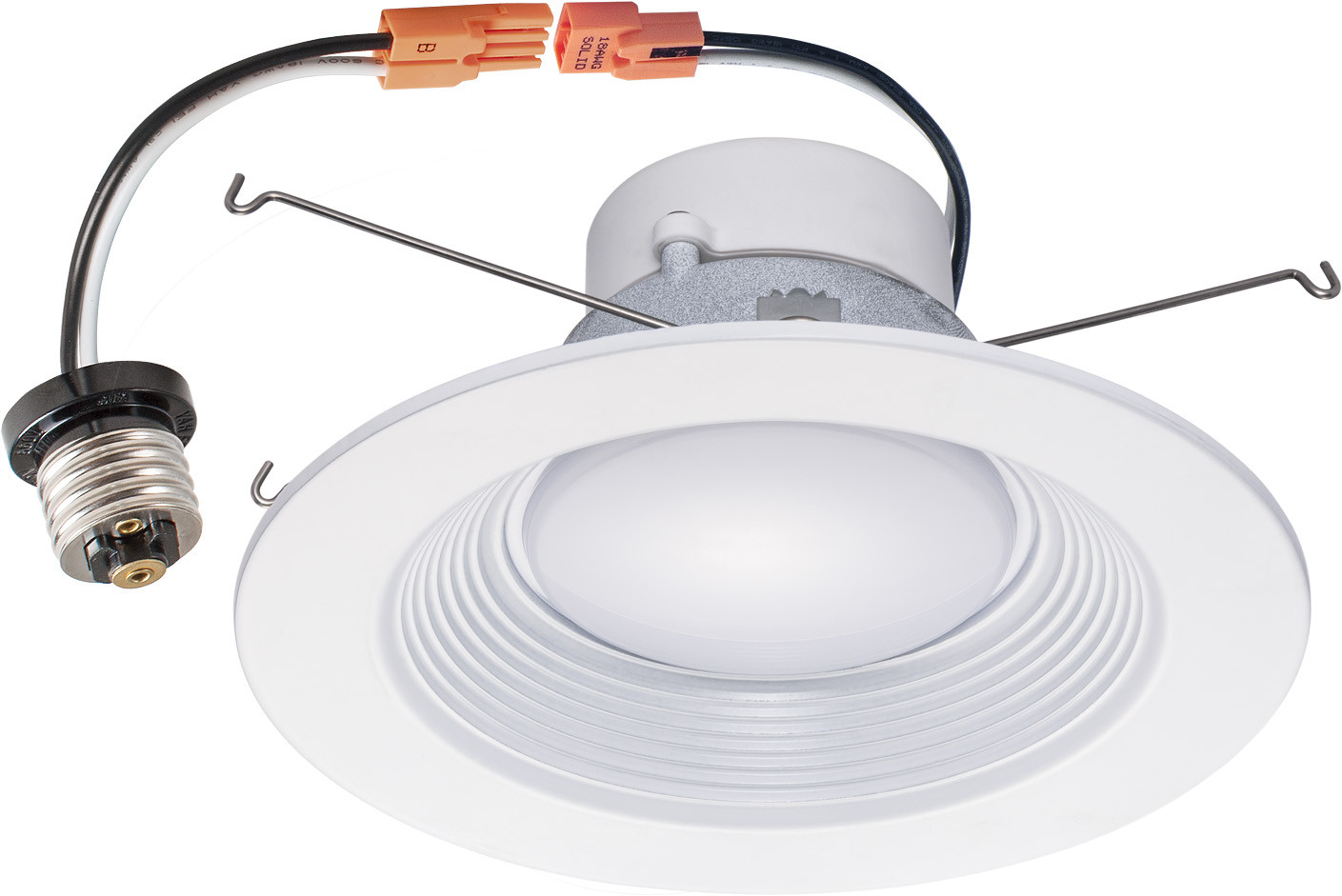 Best ideas about Recessed Lighting Led . Save or Pin Downlight Trim 12 Pack 5 6 Inch 16W LED Recessed Dimmable Now.