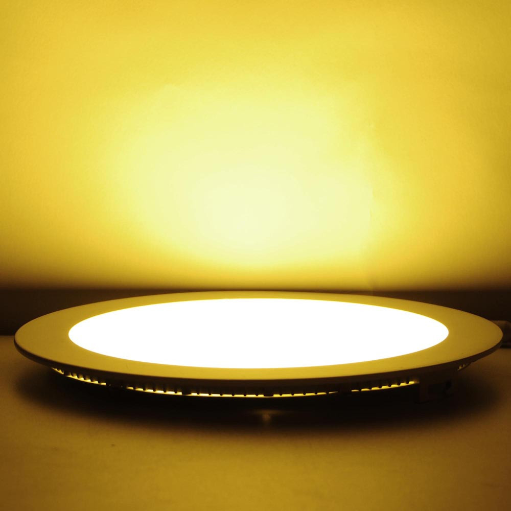 Best ideas about Recessed Lighting Led . Save or Pin 10 Round LED Recessed Ceiling Panel Down Light Bulb 3W 7W Now.