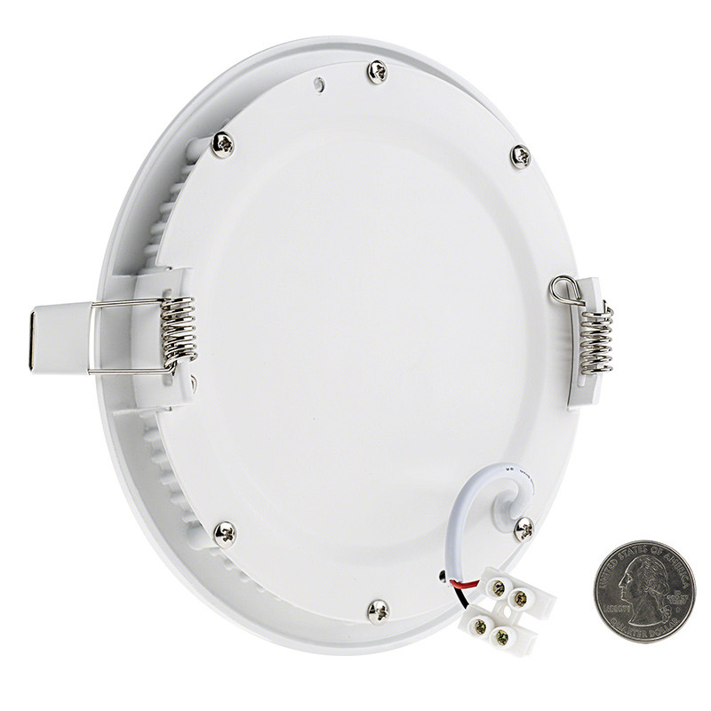 """Best ideas about Recessed Lighting Led . Save or Pin 5 7"""" Round LED Panel Light 50 Watt Equivalent 460 Now."""