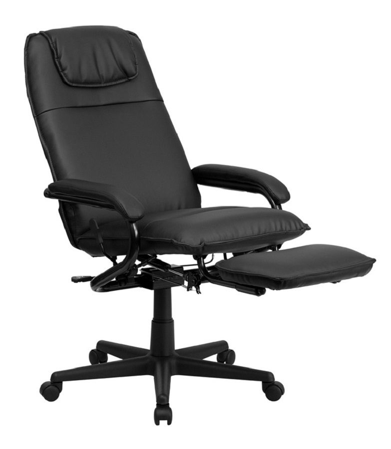 Best ideas about Reclining Office Chair With Footrest . Save or Pin Download Living Room Gallery of Reclining fice Chair Now.