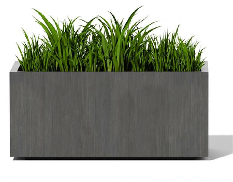 Best ideas about Rectangular Indoor Planter . Save or Pin Tall Rectangular Planter For The Outdoors — Cookwithalocal Now.
