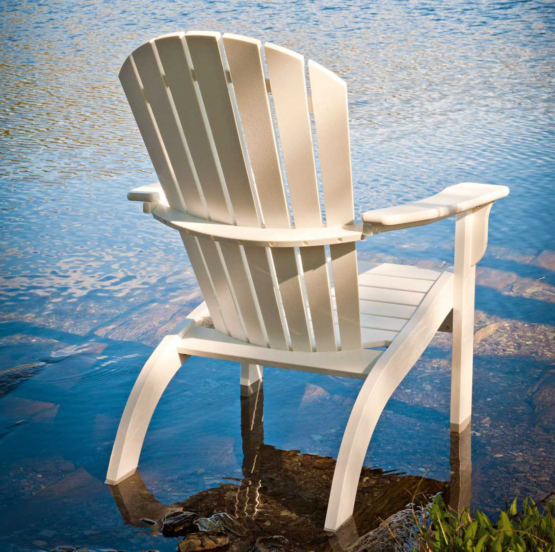 Best ideas about Recycled Plastic Patio Furniture . Save or Pin Telescope Casual Adirondack MGP Recycled Plastic Lounge Now.
