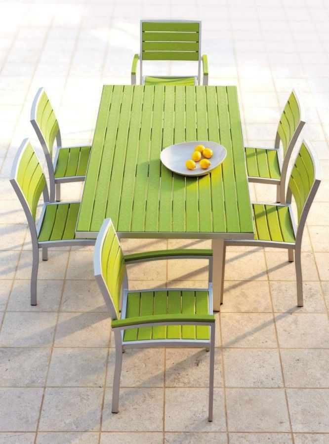 Best ideas about Recycled Plastic Patio Furniture . Save or Pin 1000 ideas about Plastic Patio Furniture on Pinterest Now.