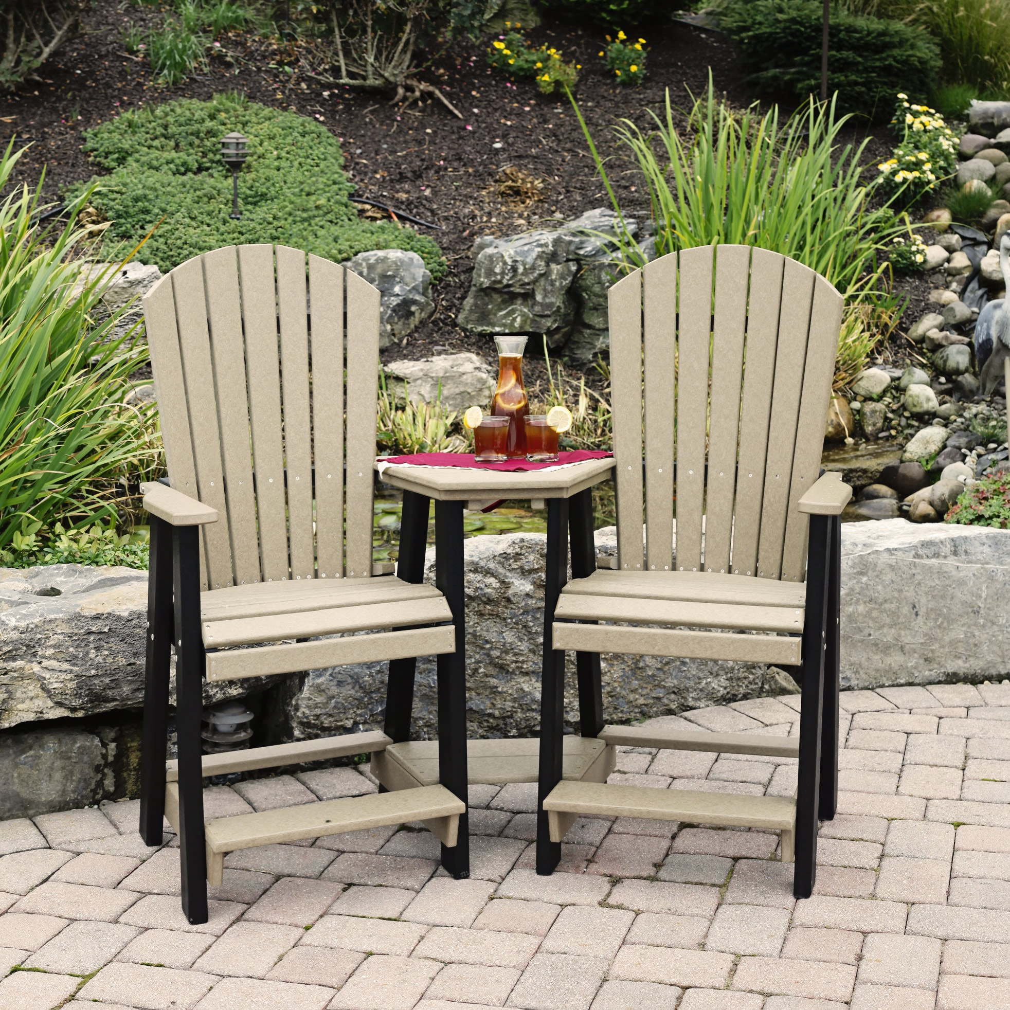 Best ideas about Recycled Plastic Patio Furniture . Save or Pin Amish Recycled Plastic Outdoor Furniture Garden Old Now.