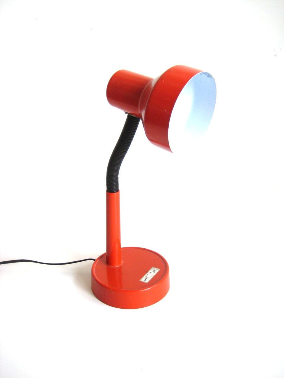 Best ideas about Red Desk Lamp . Save or Pin Red Metal Gooseneck Desk Lamp Now.