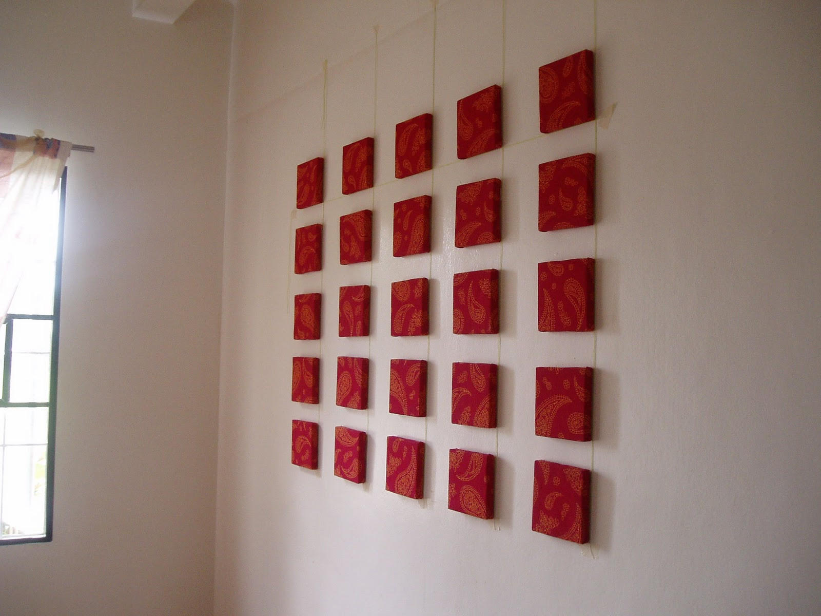 Best ideas about Red Wall Art . Save or Pin Sanguine Fiasco Red Wall Decor Now.