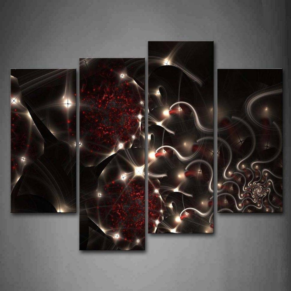 Best ideas about Red Wall Art . Save or Pin 20 Inspirations of Black White And Red Wall Art Now.