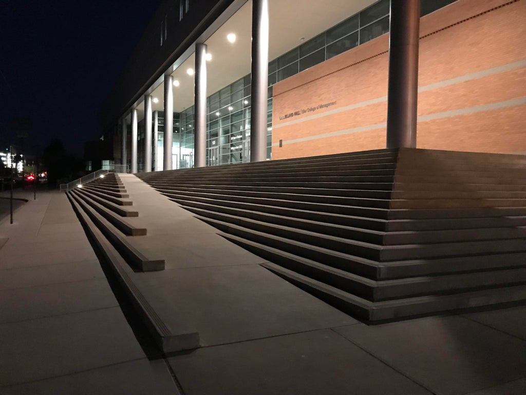 Best ideas about Reddit The Staircase . Save or Pin The handicapped ramp is built into the staircase Now.