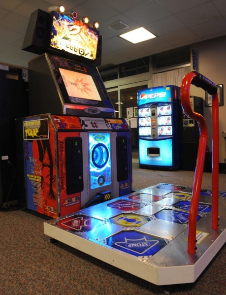 Best ideas about Reitz Union Game Room . Save or Pin Students dance to new beat on new Reitz dance machine Now.