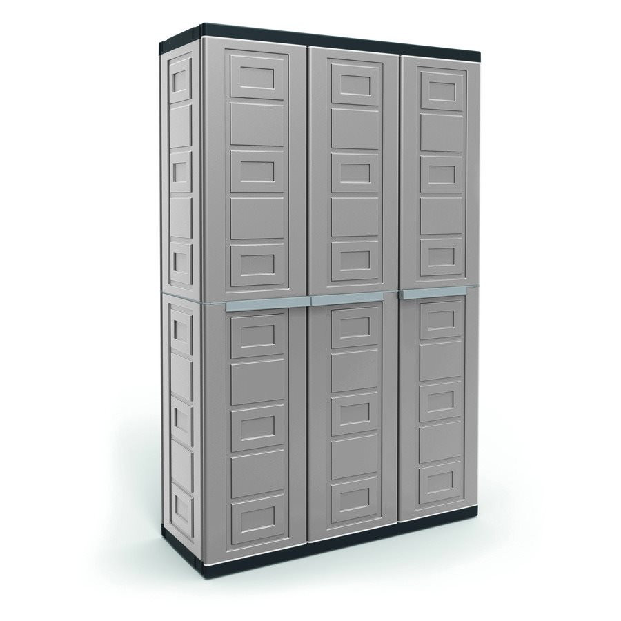Best ideas about Resin Storage Cabinet . Save or Pin CONTICO 40 in x 65 in Resin Multipurpose Cabinet Now.