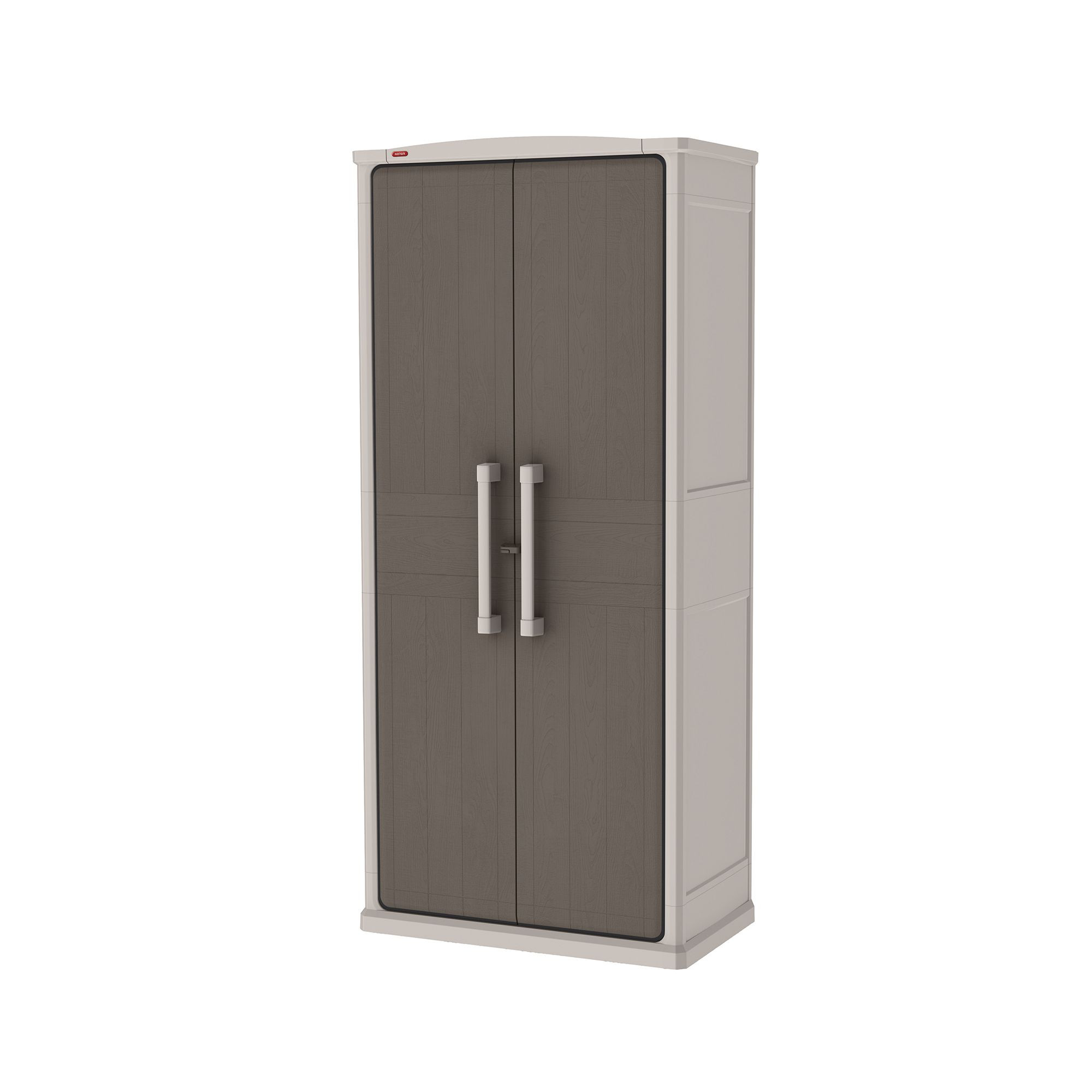 Best ideas about Resin Storage Cabinet . Save or Pin Optima Resin Plastic Garden Storage Cabinet Now.