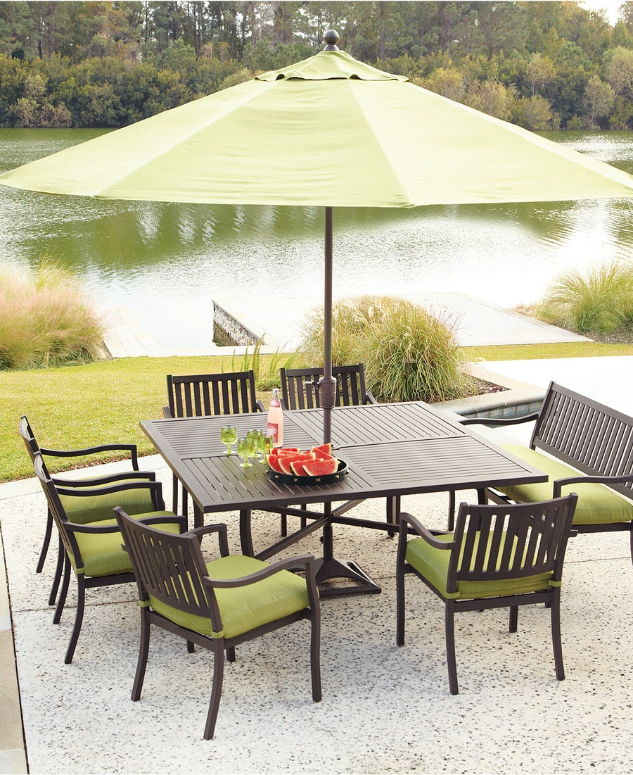 Best ideas about Restaurant Patio Furniture . Save or Pin Outdoor Restaurant Furniture Table Umbrella Charm Tables Now.