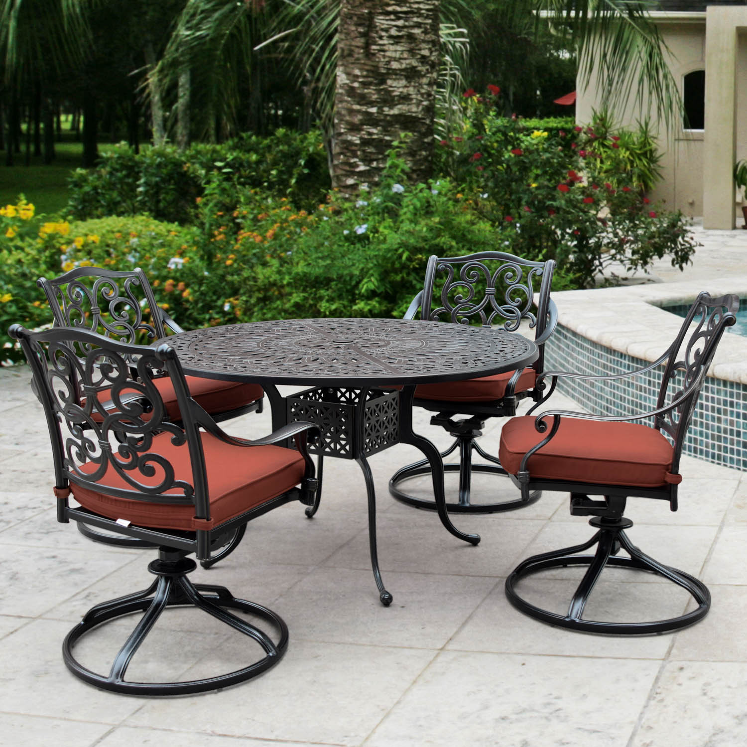 Best ideas about Restaurant Patio Furniture . Save or Pin Outdoor Patio Furniture Dining Sets & Seating Ultimate Now.