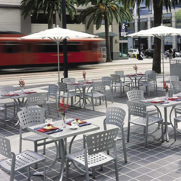 Best ideas about Restaurant Patio Furniture . Save or Pin Impressions Cafe Now.