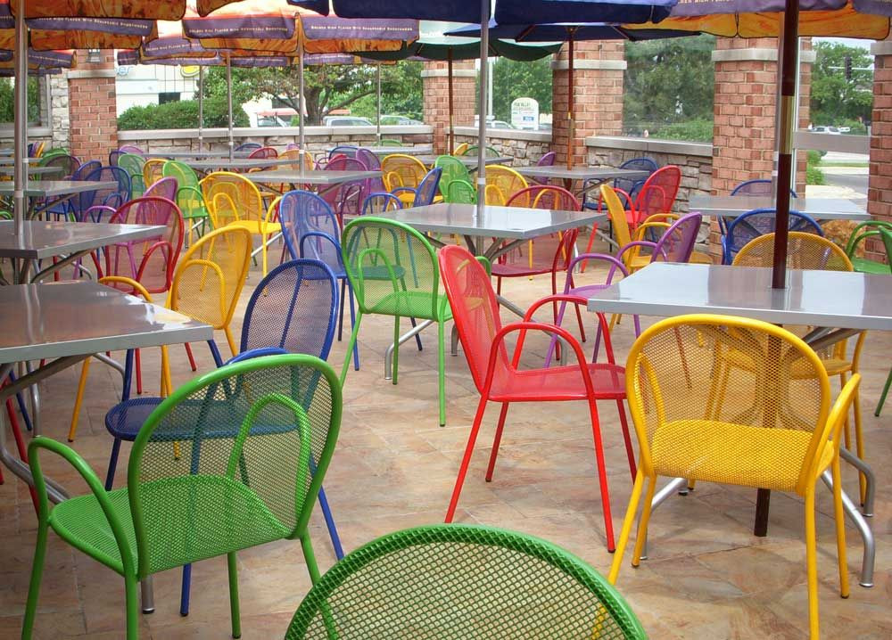 Best ideas about Restaurant Patio Furniture . Save or Pin mercial outdoor bistro furniture Now.