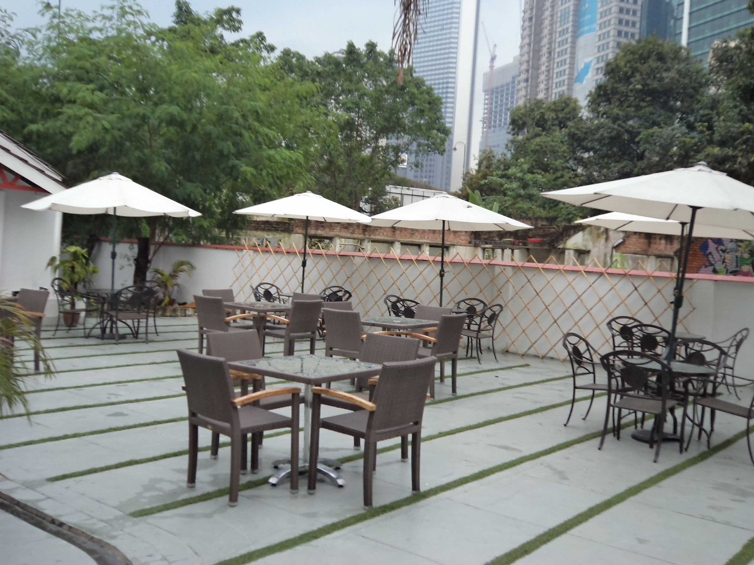 Best ideas about Restaurant Patio Furniture . Save or Pin Quality teak and rattan furniture for home hotel Now.